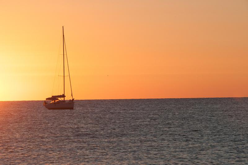 Sonnenaufgang Ostküste