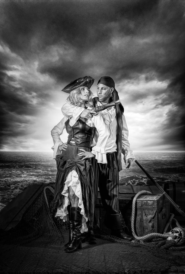 A Pirates Couple